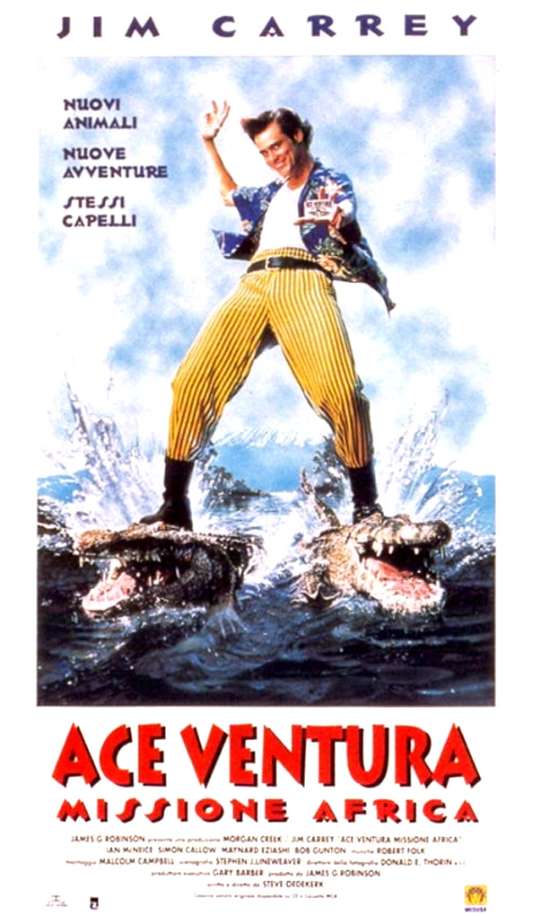 Ace Ventura Pet Detective TV series  Wikipedia